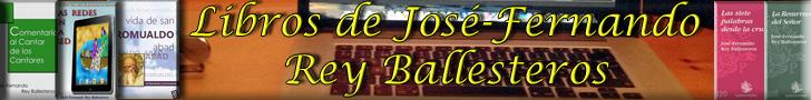 Libros de José Fernando Rey Ballesteros