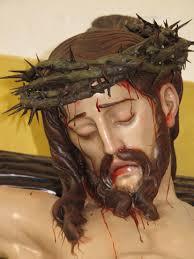 Jesús de los labios partidos