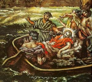 ¡Hasta el viento y las aguas le obedecen!