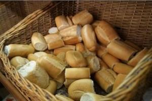 tres kilos de pan