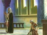parábola del fariseo y el publicano