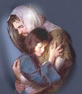 abrazar a Dios