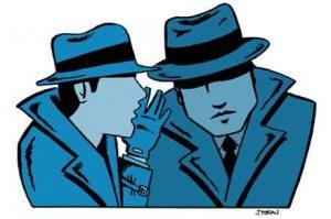 espias